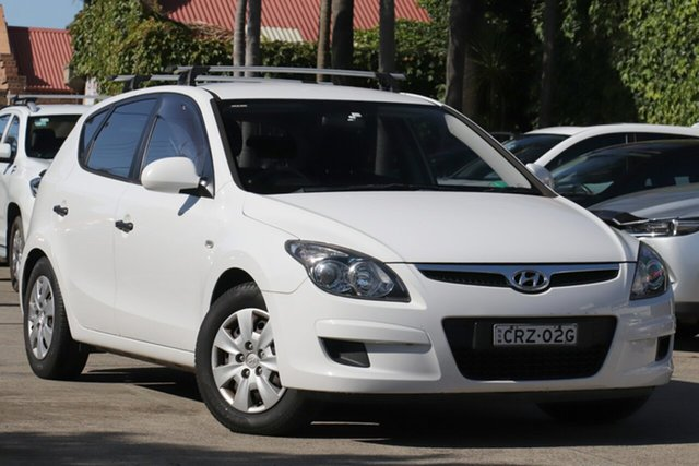 Pre-Owned Hyundai i30 FD MY11 SX 1.6 CRDi Mosman, 2011 Hyundai i30 FD MY11 SX 1.6 CRDi 4 Speed Automatic Hatchback