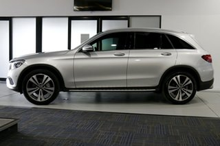 2017 Mercedes-Benz GLC250D 253 MY17 Silver 9 Speed Automatic Wagon
