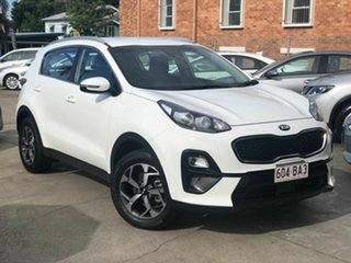 2019 Kia Sportage QL MY19 Si 2WD White 6 Speed Sports Automatic Wagon.