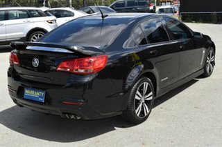 2015 Holden Commodore VF MY15 SS Storm Black 6 Speed Automatic Sedan