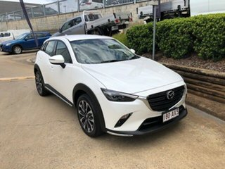 2020 Mazda CX-3 DK2W7A sTouring SKYACTIV-Drive FWD 6 Speed Sports Automatic Wagon.