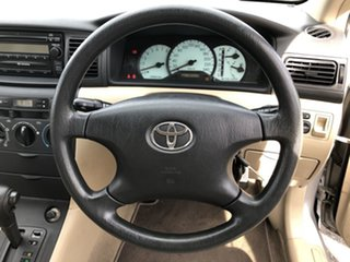 2003 Toyota Corolla ZZE122R Ascent Silver 4 Speed Automatic Sedan