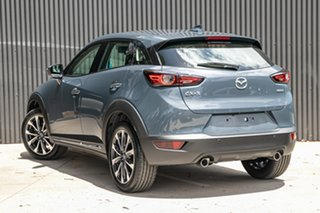 2020 Mazda CX-3 DK2W76 sTouring SKYACTIV-MT FWD Polymetal Grey 6 Speed Manual Wagon