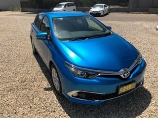 2018 Toyota Corolla ZRE182R MY17 Ascent Sport Blue Gem 7 Speed CVT Auto Sequential Hatchback.