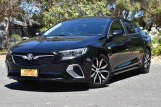 2018 Holden Commodore ZB MY18 RS Liftback AWD Black 9 Speed Sports Automatic Liftback.