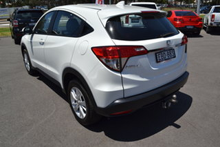 2019 Honda HR-V MY19 VTi White 1 Speed Constant Variable Hatchback