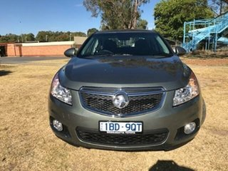 2014 Holden Cruze JH MY14 Equipe Grey 6 Speed Automatic Sedan