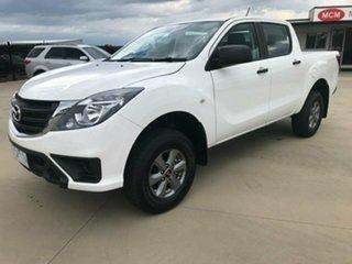 2019 Mazda BT-50 UR XT White Sports Automatic Utility