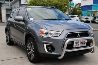 2016 Mitsubishi ASX XB MY15 XLS Grey 6 speed Automatic Wagon.