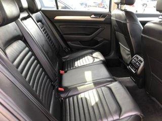 2015 Volkswagen Passat B8 140TDI Highline Grey Sports Automatic Dual Clutch Sedan