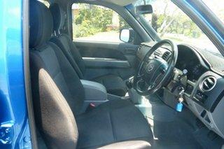 2010 Mazda BT-50 UNY0E4 SDX Blue 5 Speed Manual Utility