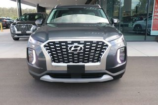 2020 Hyundai Palisade LX2.V1 MY21 Highlander AWD Steel Graphite 8 Speed Sports Automatic Wagon.