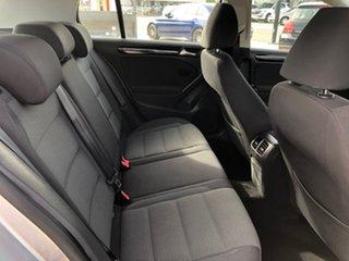 2011 Volkswagen Golf VI 118TSI Comfortline Silver Sports Automatic Dual Clutch Hatchback