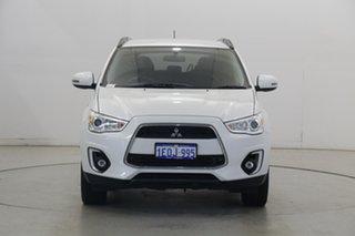 2014 Mitsubishi ASX XB MY15 LS 2WD Starlight 6 Speed Constant Variable Wagon.