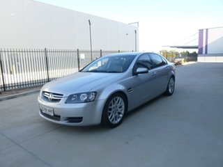 2010 Holden Commodore VE International Silver Sports Automatic Sedan