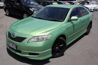 2006 Toyota Camry ACV40R Sportivo Green 5 Speed Manual Sedan.