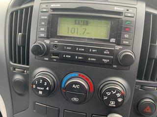 2014 Hyundai iLOAD TQ2-V MY15 White 6 Speed Manual Van.