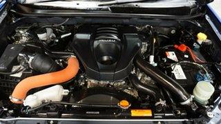 2018 Isuzu D-MAX MY18 LS-M Crew Cab Blue 6 Speed Manual Utility