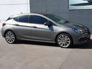 2016 Holden Astra BK MY17 RS-V Grey 6 Speed Manual Hatchback.
