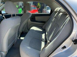 2006 Kia Cerato LD MY06 EX Silver 4 Speed Automatic Sedan