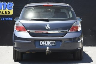 2008 Holden Astra AH MY08 CDX Blue 4 Speed Automatic Hatchback