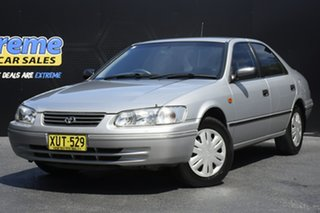 2001 Toyota Camry SXV20R CSi Grey 4 Speed Automatic Sedan.