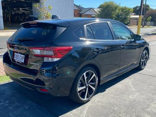 2020 Subaru Impreza G5 MY21 2.0i-S CVT AWD Crystal Black 7 Speed Constant Variable Hatchback