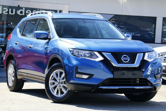 Used Nissan X-Trail T32 Series II ST-L X-tronic 2WD Homebush, 2020 Nissan X-Trail T32 Series II ST-L X-tronic 2WD Blue 7 Speed Constant Variable Wagon