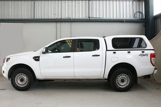 2018 Ford Ranger PX MkIII MY19 XL 3.2 (4x4) White 6 Speed Automatic Double Cab Pick Up