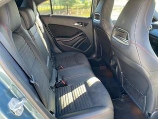 2013 Mercedes-Benz A-Class W176 A200 D-CT Blue 7 Speed Sports Automatic Dual Clutch Hatchback