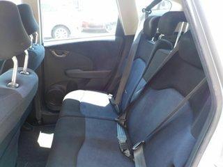 2012 Honda Jazz GE MY12 GLi Silver 5 Speed Manual Hatchback