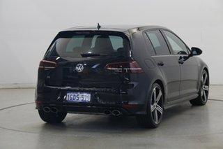 2016 Volkswagen Golf VII MY17 R DSG 4MOTION Deep Black Pearl Effect 6 Speed