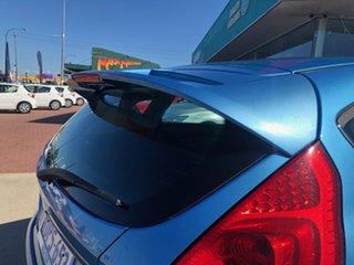 2011 Ford Fiesta WT Zetec Blue 6 Speed Automatic Hatchback