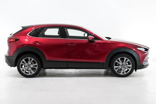 2020 Mazda CX-30 DM Series G20 Astina Red Sports Automatic SUV