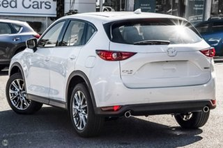 2020 Mazda CX-5 KF4WLA Akera SKYACTIV-Drive i-ACTIV AWD White 6 Speed Sports Automatic Wagon