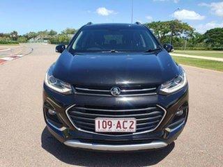 2018 Holden Trax TJ MY18 LTZ Black 6 Speed Automatic Wagon.