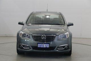 2014 Holden Calais VF MY14 V Grey 6 Speed Sports Automatic Sedan.