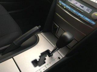 2009 Toyota Camry ACV40R 07 Upgrade Touring SE White 5 Speed Automatic Sedan