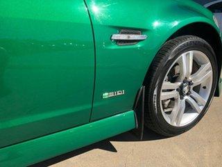 2010 Holden Commodore VE MY10 SV6 Sportwagon Green 6 Speed Sports Automatic Wagon