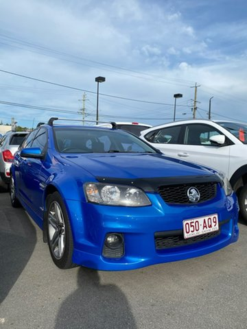 Used Holden Commodore VE MY10 SV6 Sportwagon Mount Gravatt, 2010 Holden Commodore VE MY10 SV6 Sportwagon Blue 6 Speed Sports Automatic Wagon