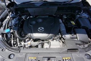 2018 Mazda CX-5 KF4W2A Akera SKYACTIV-Drive i-ACTIV AWD Grey 6 Speed Sports Automatic Wagon