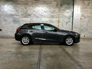 2015 Mazda 3 BM5476 Neo SKYACTIV-MT Grey 6 Speed Manual Hatchback