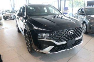 2020 Hyundai Santa Fe Tm.v3 MY21 Highlander DCT Phantom Black 8 Speed Sports Automatic Dual Clutch.