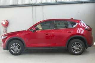 2018 Mazda CX-5 MY18 (KF Series 2) Maxx Sport (4x4) Red 6 Speed Automatic Wagon