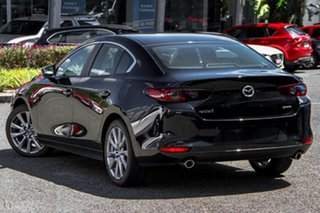 2020 Mazda 3 BP2S7A G20 SKYACTIV-Drive Evolve Black 6 Speed Sports Automatic Sedan