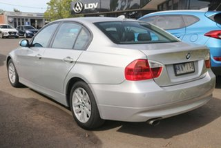 2007 BMW 3 Series E90 MY08 320i Steptronic Silver 6 Speed Sports Automatic Sedan.