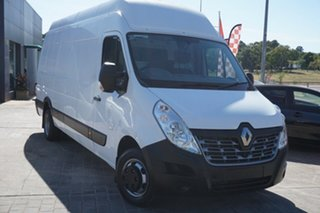 2015 Renault Master X62 High Roof ELWB AMT RWD White 6 Speed Sports Automatic Single Clutch Van.