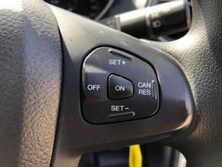 2017 Mazda BT-50 UR XT Hi-Rider White Manual Utility