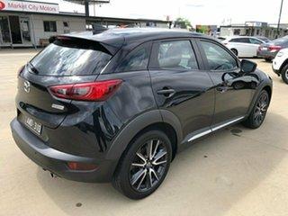 2018 Mazda CX-3 DK Akari Black Sports Automatic SUV.