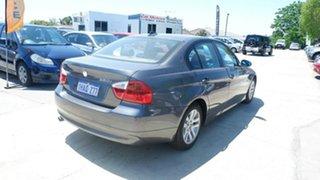 2006 BMW 3 Series E90 320i Steptronic Grey 6 Speed Automatic Sedan